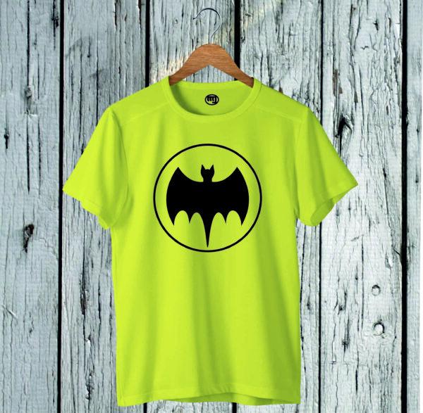 Remera Batman Logo Vintage