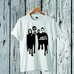 Remera Arctic Monkeys